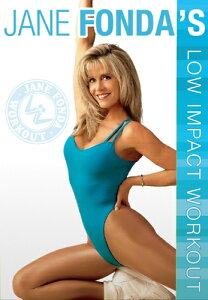 SALE OFF!新品北米版DVD!Jane Fonda's Low Impact Workout!<ジェーン・フォンダ/エアロビクス>
