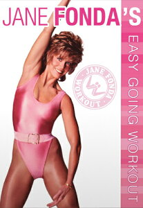 SALE OFF!新品北米版DVD!Jane Fonda's Easy Going Workout!<ジェーン・フォンダ/エアロビクス>