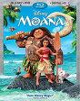 SALE OFF!新品北米版Blu-ray!【モアナと伝説の海】 Moana [Blu-ray/DVD]!<ディズニー>