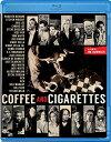 新品北米版Bluray!コヒ&シガレッツ Coffee & Cigarettes Bluray!<ジム・ジャムッシュ監督作品>