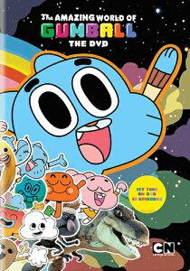 SALE OFF!新品北米版DVD!【おかしなガムボール】The Amazing World of Gumball - The DVD!