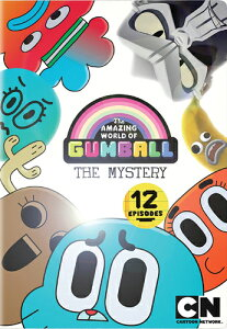 SALE OFF!新品北米版DVD!【おかしなガムボール】The Amazing World of Gumball - The Mystery!