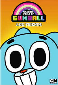 SALE OFF!新品北米版DVD!【おかしなガムボール】The Amazing World of Gumball - And Friends!