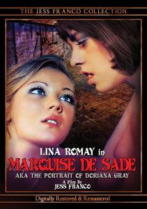 新品北米版DVD!【女体調教人ドリアナ・グレイ】 Jess Franco's Marquise De Sade!<ジェス・フランコ監督作品>