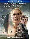 新品北米版Blu-ray!【メッセージ】 Arrival [Blu-ray]!<エイミー・アダムス, ジェレミー・レナー>