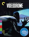 新品北米版Blu-ray!【ビデオドローム】 Videodrome: Criterion Collection [Blu-ray]!<デヴィッド・クローネンバーグ監督作品>