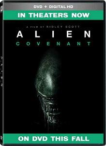 新品北米版DVD!【エイリアン:コヴェナント】 Alien Covenant!