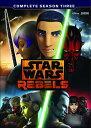 SALE OFF!新品北米版DVD!【スター・ウォーズ 反乱者たち シーズン3】 Star Wars Rebels: Complete Season 3!