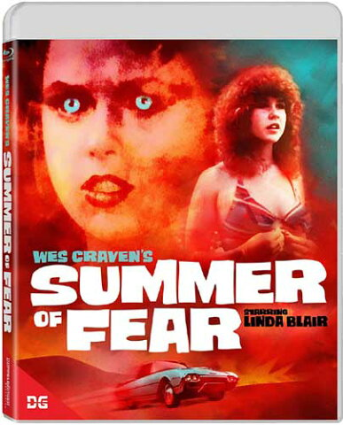 新品北米版Blu-ray!【戦慄の夏】 Wes Craven's Summer of Fear [Blu-ray]!<ウェス・クレイブン監督作品>