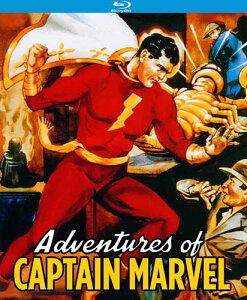 新品北米版Blu-ray!Adventures of Captain Marvel [Blu-ray]!