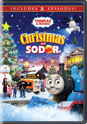 新品北米版DVD!Thomas & Friends: Christmas on Sodor!<きかんしゃトーマス>