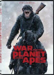 新品北米版DVD!【猿の惑星:聖戦記(グレート・ウォー)】 War For The Planet Of The Apes!