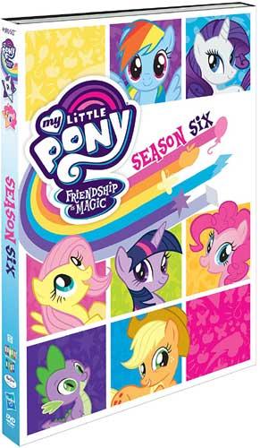アニメ, 海外アニメ SALE OFFDVD 6 My Little Pony Friendship Is Magic: Season Six