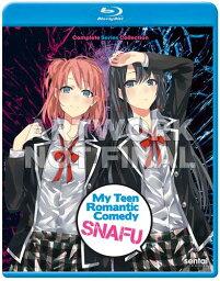 新品北米版Blu-ray!『やはり俺の青春ラブコメはまちがっている。 全13話』+『やはり俺の青春ラブコメはまちがっている。続 全13話』