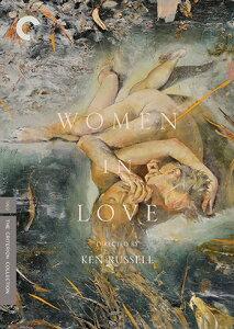 新品北米版DVD!【恋する女たち】 Women in Love: Criterion Collection!<ケン・ラッセル監督作品>