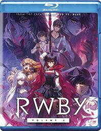 SALE OFF!新品北米版Blu-ray!RWBY: Volume 5 !
