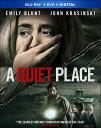 新品Blu-ray!【クワイエット・プレイス】 A Quiet Place [Blu-ray/DVD]!<エミリー・ブラント>