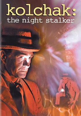 新品北米版DVD!【事件記者コルチャック 全20話】 The Kolchak: The Night Stalker