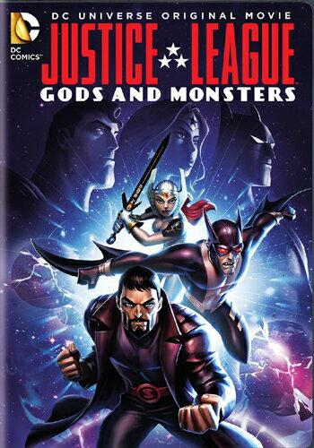 海外アニメ, 作品名・さ行 SALE OFFDVD Justice League: Gods Monsters