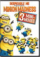 SALE OFF!新品北米版DVD!Despicable Me Presents: Minion Madness!<ミニオンズ短編アニメーション>