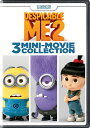 SALE OFF!新品北米版DVD!Despicable Me 2: 3 Mini-Movie Collection!<ミニオンズ短編アニメーション>