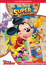SALE OFF!新品北米版DVD!Mickey Mouse Clubhouse: Super Adventure!<ミッキーマウスクラブハウス>