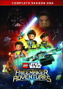 SALE OFF!新品北米版DVD!Lego Star Wars: The Freemaker Adventures Complete Season 1!