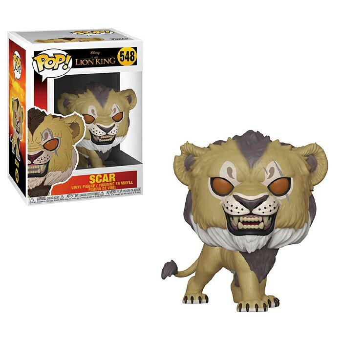 コレクション, フィギュア FUNKO FUNKO POP! DISNEY: The Lion King (Live Action) - Scar