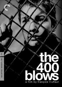 新品北米版DVD!【大人は判ってくれない】 The 400 Blows (The Criterion Collection)!<フランソワ・トリュフォー監督作品>