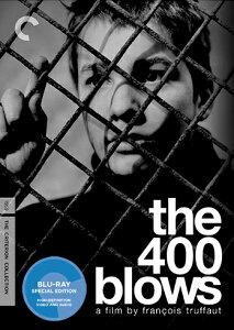 新品北米版Blu-ray!【大人は判ってくれない】 The 400 Blows (The Criterion Collection) [Blu-ray]!<フランソワ・トリュフォー監督作品>