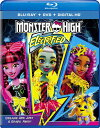 ■予約■SALEOFF!新品北米版Blu-ray!【モンスターハイMonsterHigh:Electrified】MonsterHigh:Electrified[Blu-ray/DVD]!