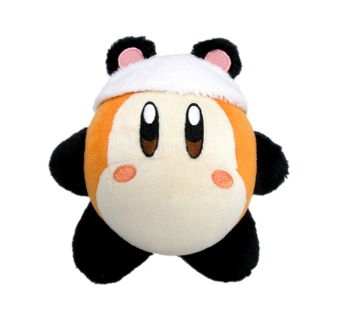 ぬいぐるみ・人形, ぬいぐるみ Little Buddy Kirby Adventure Waddle Dee Panda 6 Plush