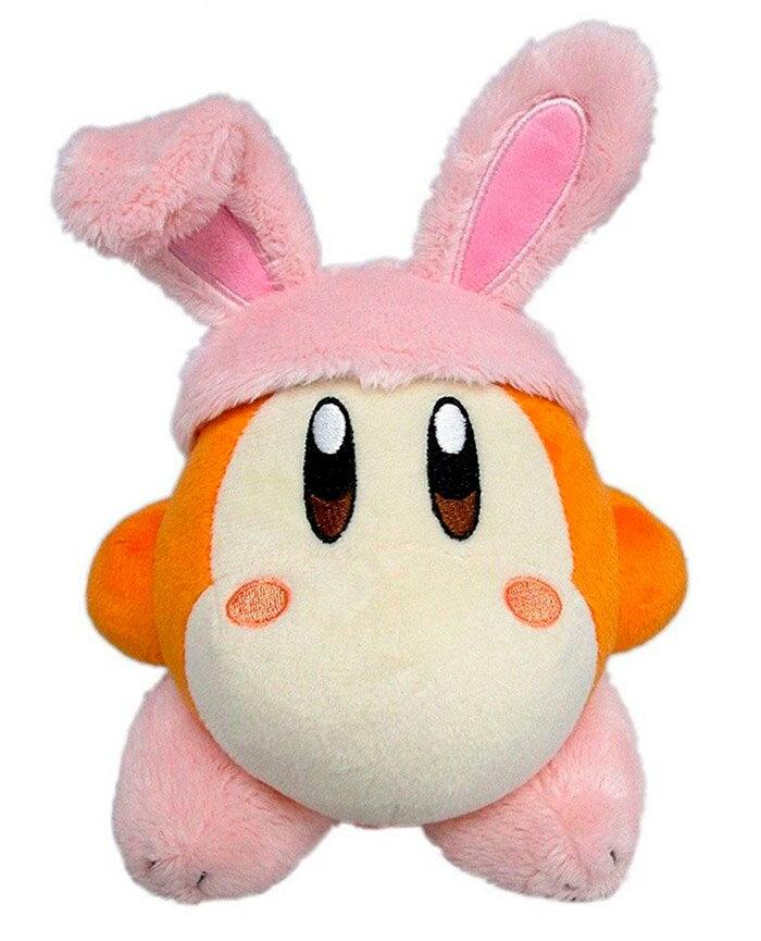 おもちゃ, ぬいぐるみ Little Buddy Kirby Adventure Waddle Dee Rabbit 6 Plush