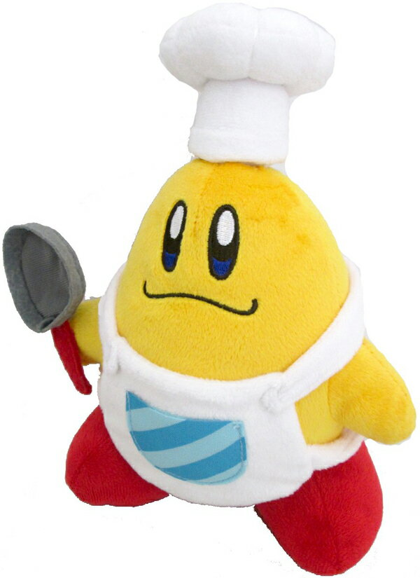 ぬいぐるみ・人形, ぬいぐるみ Little Buddy Little Buddy Kirby Adventure Chef Kawasaki 8 Plush