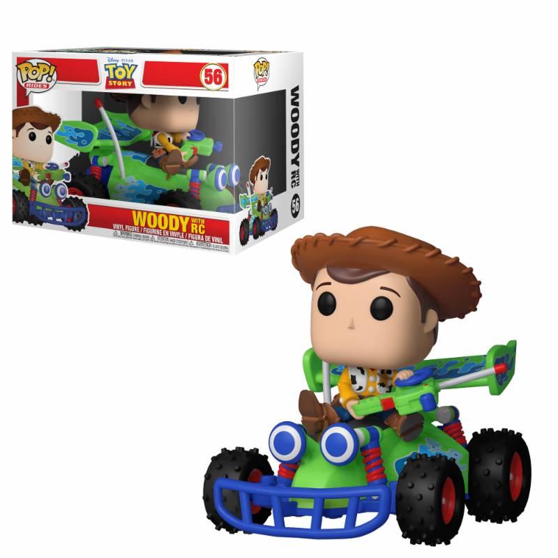 コレクション, フィギュア FUNKO FUNKO POP! RIDE: Toy Story - Woody wRC