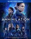 新品北米版Blu-ray!【アナイアレイション 全滅領域】 Annihilation [Blu-ray/DVD]!<アレックス・ガーランド監督作>
