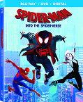 SALE OFF!新品北米版Blu-ray!【スパイダーマン:スパイダーバース】 Spider-Man Into The Spider-Verse [Blu-ray/DVD]!<第91回アカデミー賞長編アニメーション賞受賞>