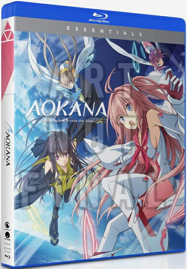 TVアニメ, 作品名・あ行 Blu-ray12