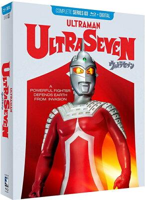 ■予約■新品北米版Blu-ray!【ウルトラセブン:コンプリート・シリーズ】 UltraSeven The Complete Series [Blu-ray]!