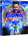 新品Blu-ray!【ソニック・ザ・ムービー】 Sonic