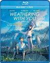 ■予約■新品北米版Blu-ray!【天気の子】<新海誠監督作品>