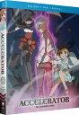 新品北米版Blu-ray!【とある科学の一方通行】全12話!