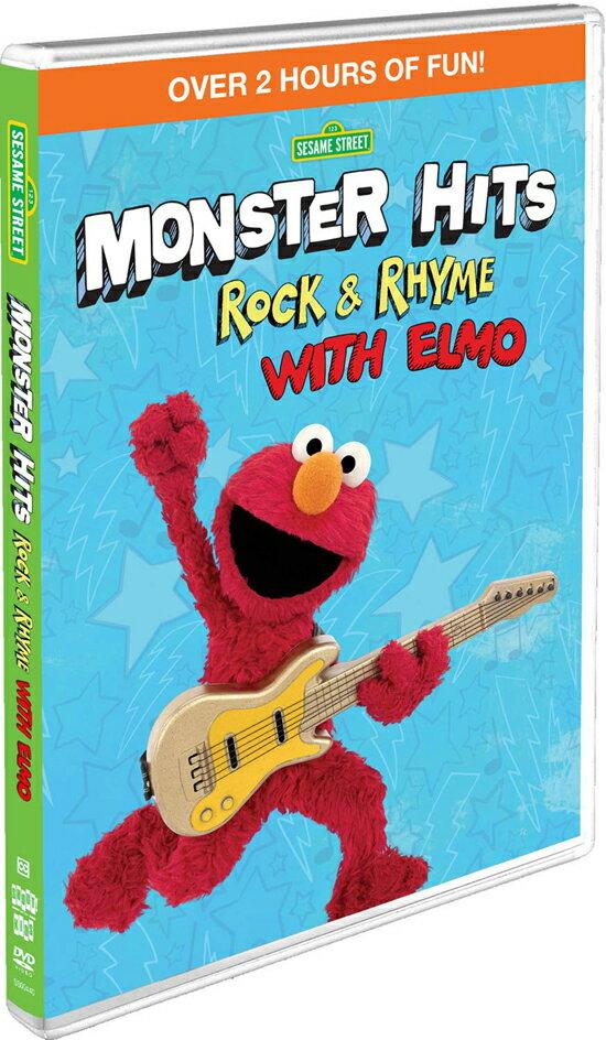 海外アニメ, 作品名・さ行 SALE OFFDVD Sesame Street: Monster Hits: Rock And Rhyme With Elmo