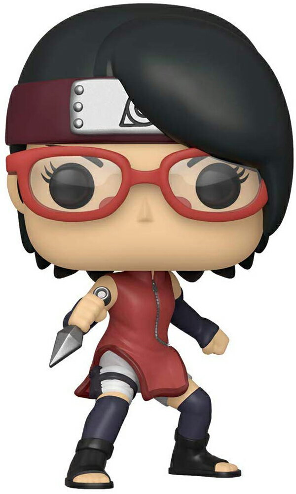 [FUNKO(ファンコ)] FUNKO POP! ANIMATION: Boruto - Sarada Uchiha <BORUTO-ボルト- -NARUTO NEXT GENERATIONS->画像