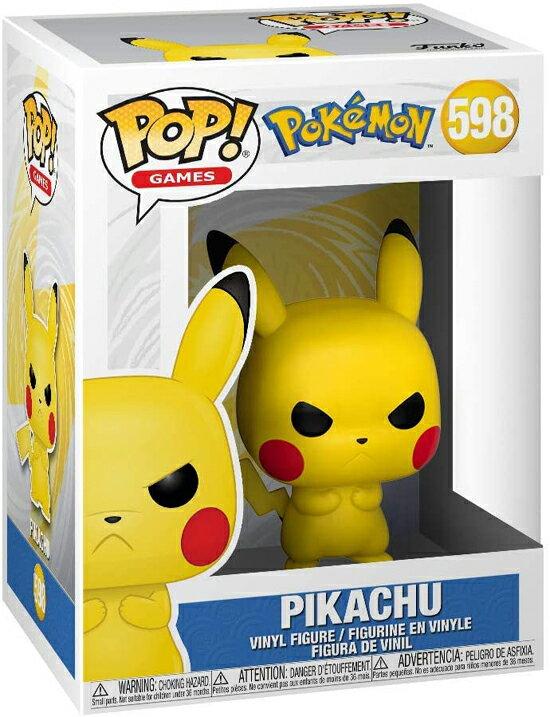 コレクション, フィギュア FUNKO FUNKO POP! GAMES: Pokemon - Pikachu