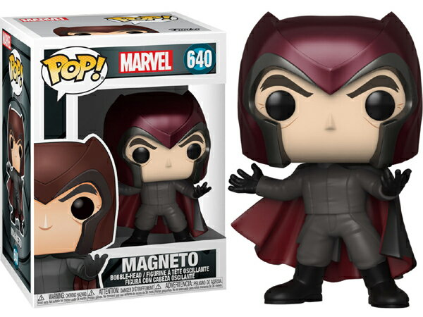 ■予約■[FUNKO(ファンコ)] FUNKO POP! MARVEL: X-Men 20th-Magneto <エックスメン20周年記念>画像