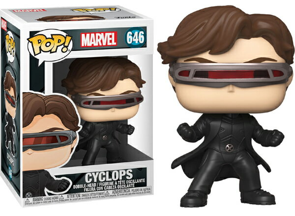 ■予約■[FUNKO(ファンコ)] FUNKO POP! MARVEL: X-Men 20th-Cyclops <エックスメン20周年記念>画像