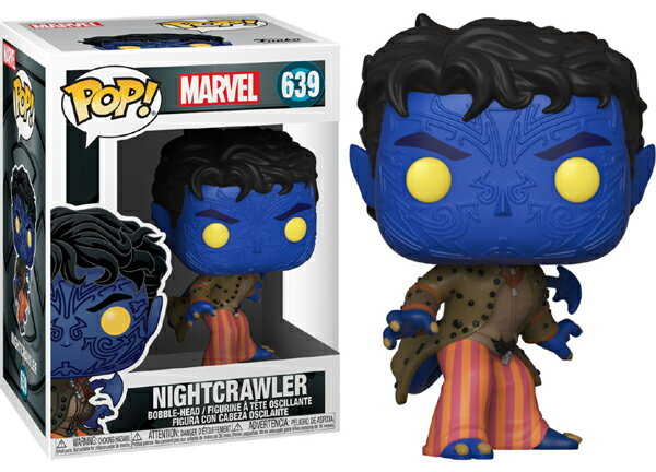 ■予約■[FUNKO(ファンコ)] FUNKO POP! MARVEL: X-Men 20th-Nightcrawler <エックスメン20周年記念>画像