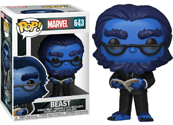 ■予約■[FUNKO(ファンコ)] FUNKO POP! MARVEL: X-Men 20th-Beast <エックスメン20周年記念>画像