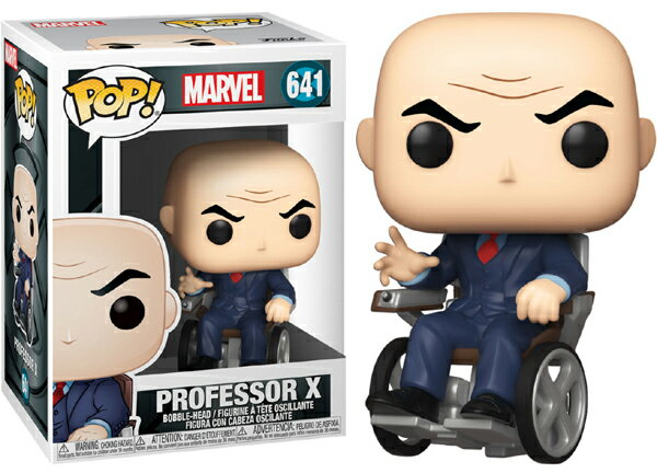 ■予約■[FUNKO(ファンコ)] FUNKO POP! MARVEL: X-Men 20th-Professor X <エックスメン20周年記念>画像